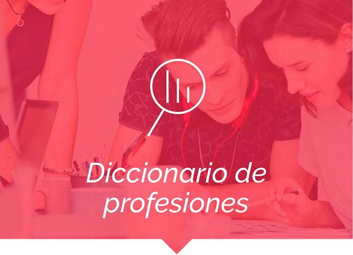 Diccionario de profesiones