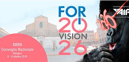 For Vision 2026: lezioni dal futuro