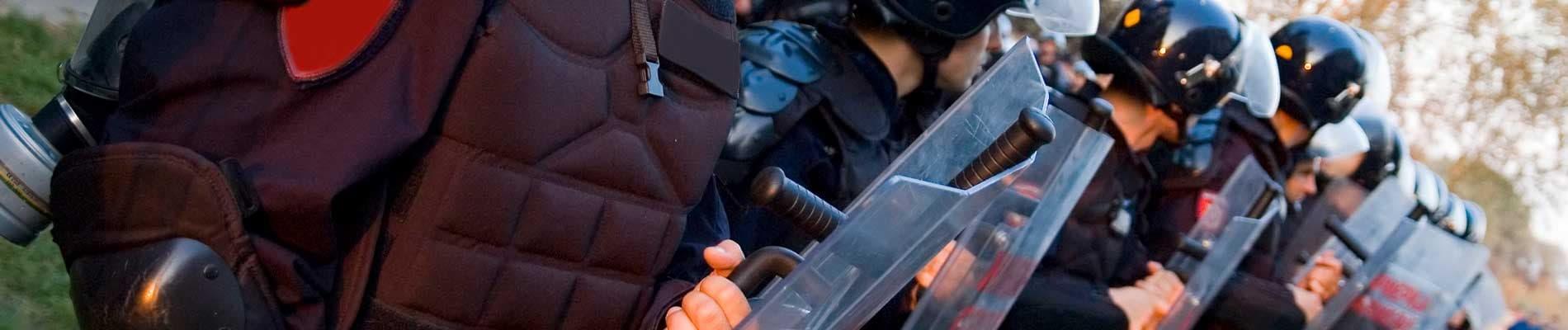 Policía Nacional y Guardia civil