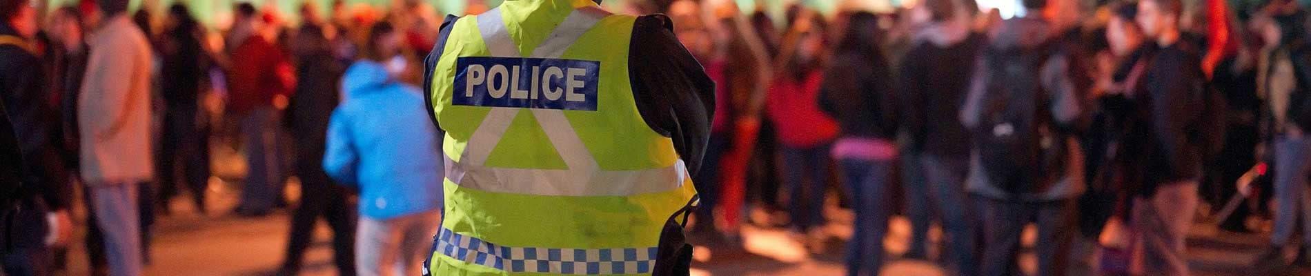 Policía local y agente de movilidad