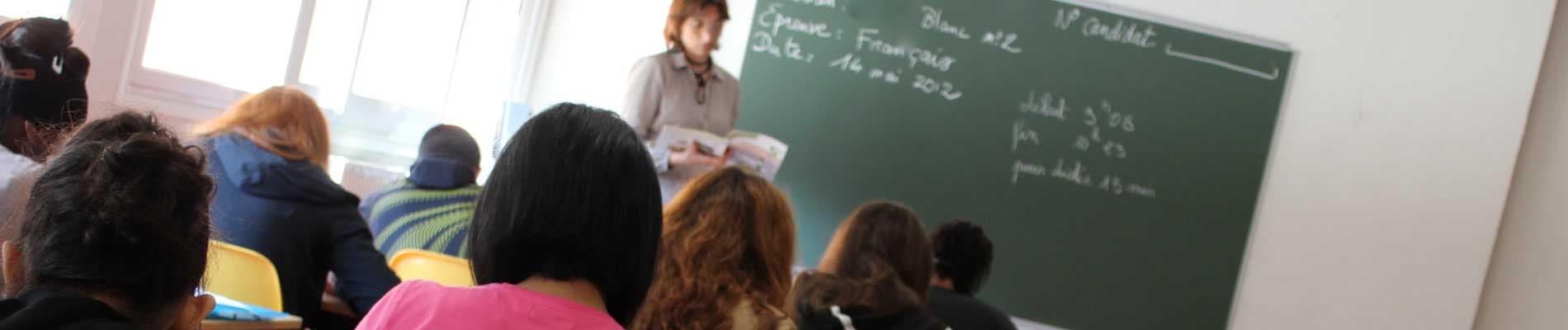 Educación media o secundaria