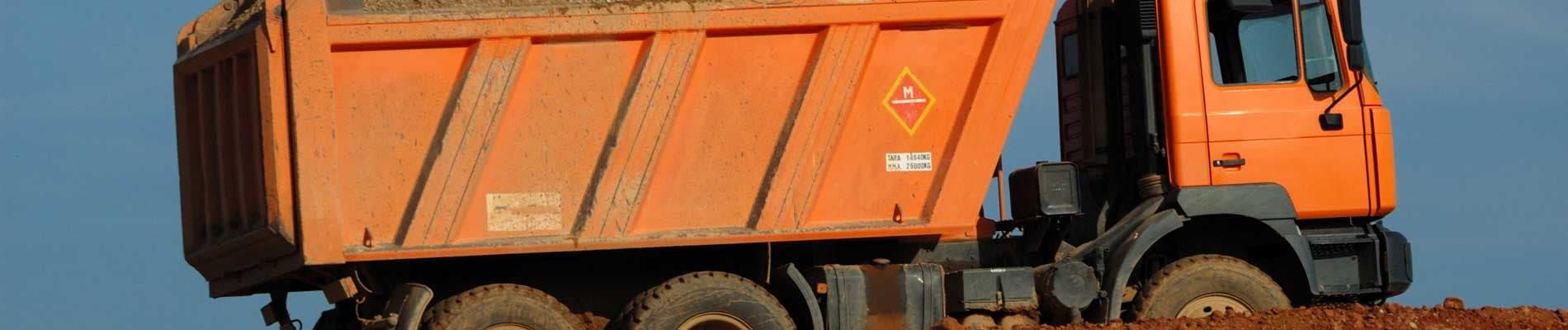 Transporte y maquinaria de construcción