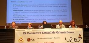 Claves del IX encuentro de orientadores