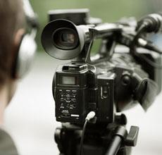 Immagine e suono: cinema, radio, fotografia