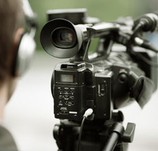 Imatge i so: cinema, ràdio, fotografia