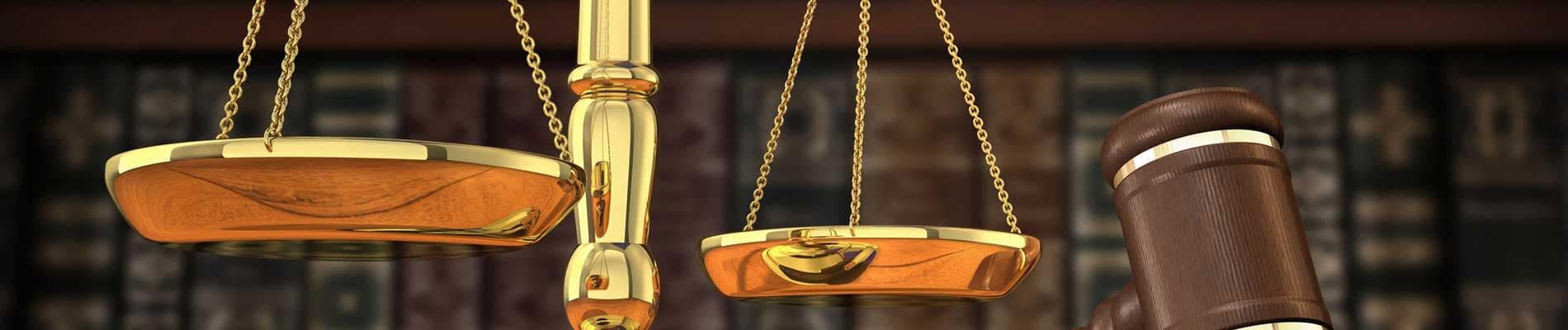 Derecho y administración de justicia