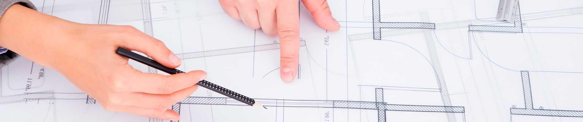 Delineazione/CAD costruzione/progetti di costruzione